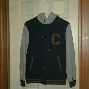Champion Letterman jacket small